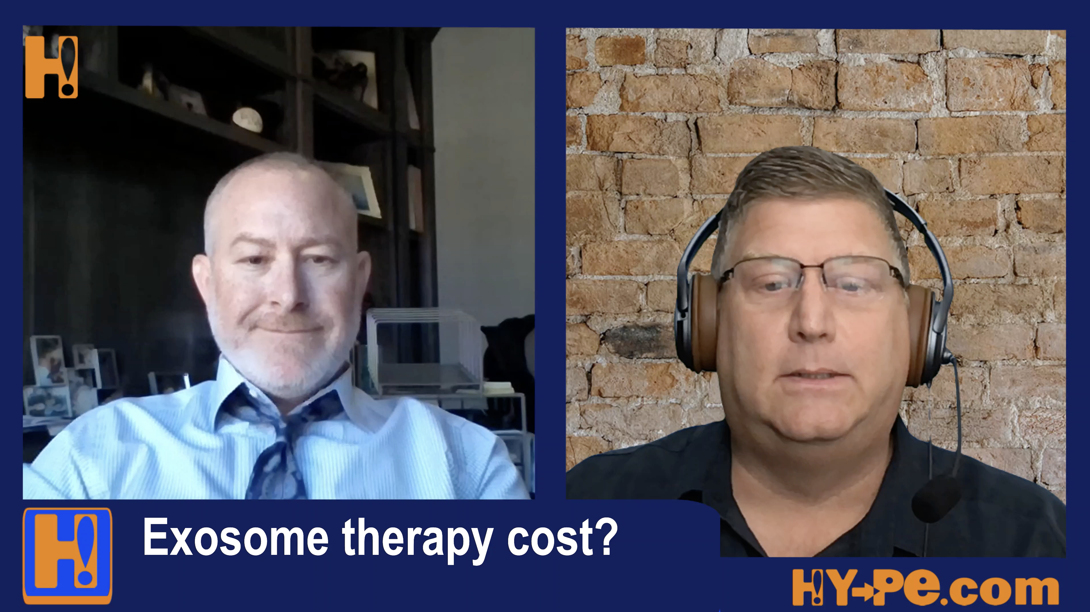 exosome therapy cost vs stem cell injection treatment