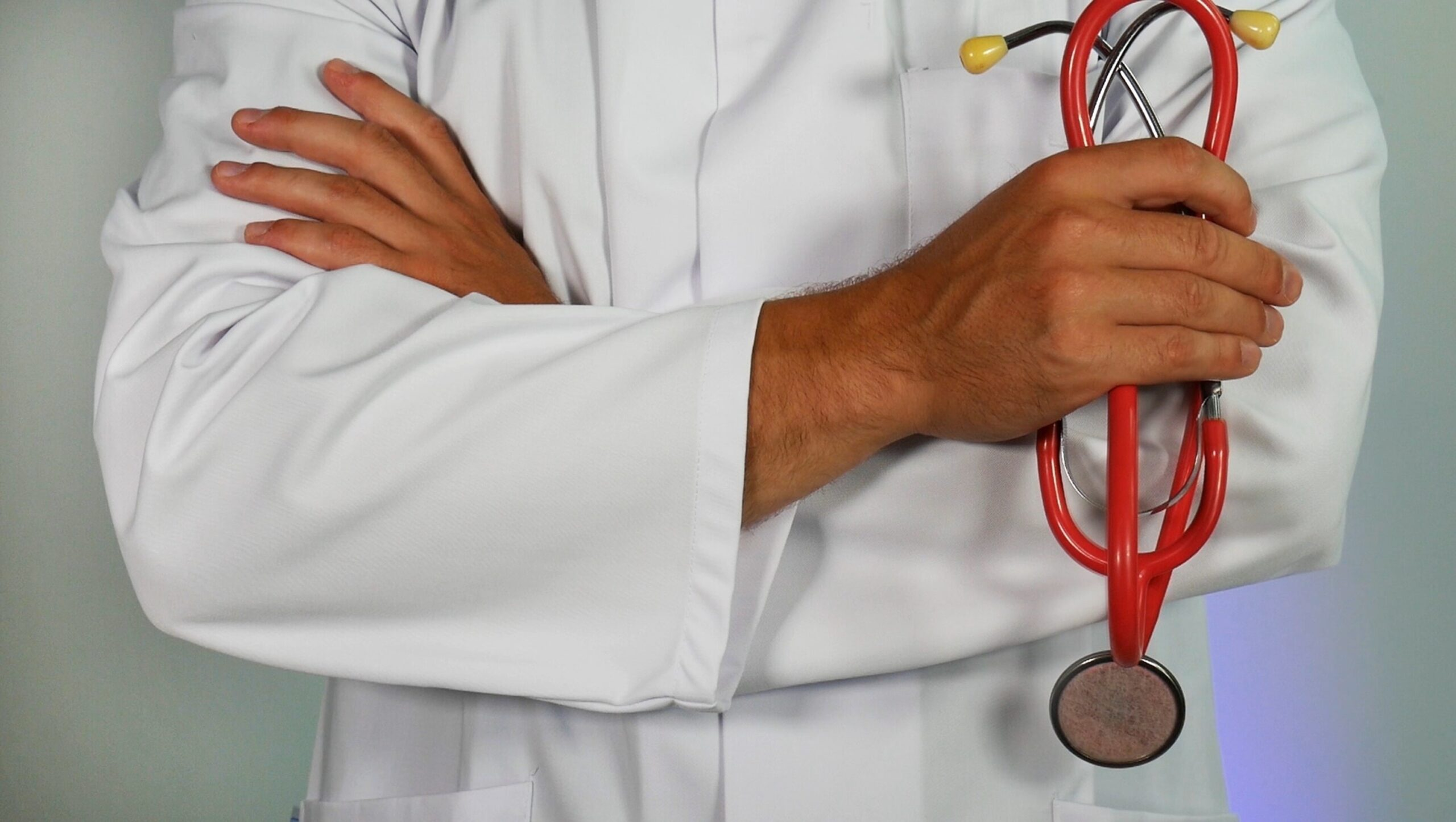 A Doctor Working with Medicare and Genetic Testing
