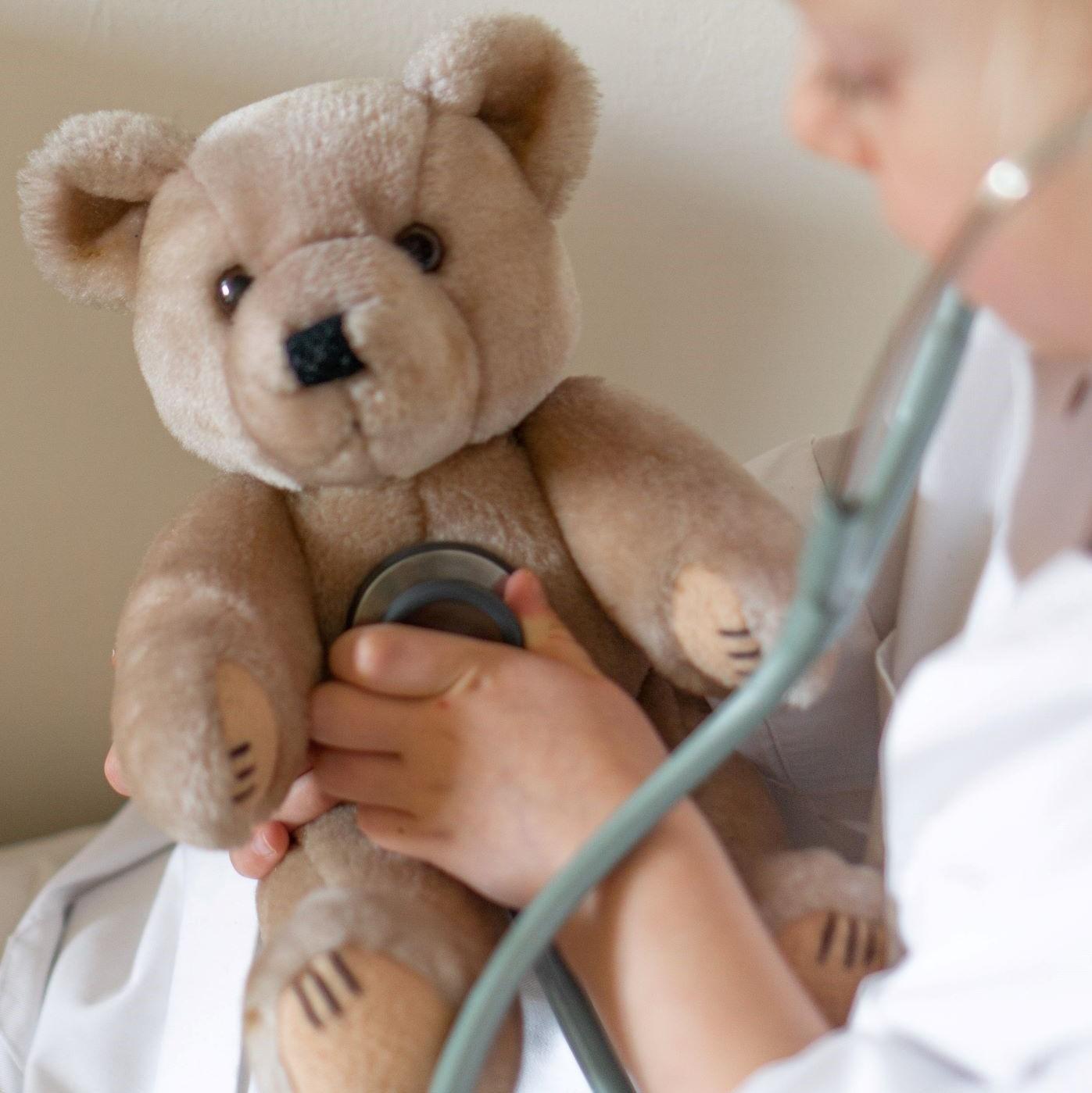 Marfan Syndrome Teddy Bear Test